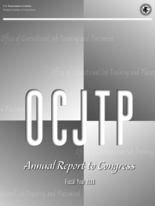 Report to the United States Congress Cover