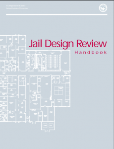 Jail Design Review Handbook cover