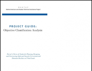 Project Guide:  Objective Classification Analysis Cover