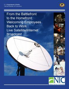 From the Battlefront to the Homefront: Welcoming Employees Back to Work Cover