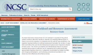 Workload Assessment Cover
