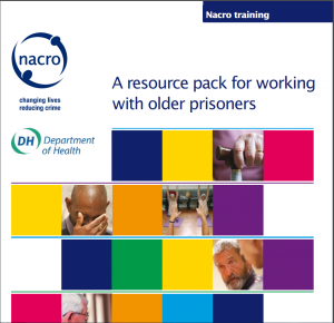 › A Resource Pack for Working with Older Prisoners Cover
