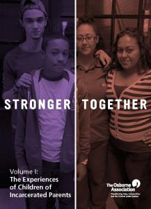 Stronger Together Cover