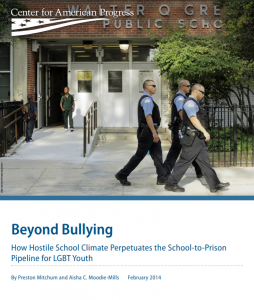 Beyond Bullying Cover