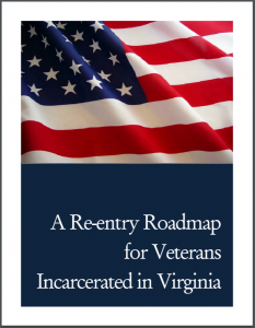 A Re-Entry Roadmap for Veterans Incarcerated in Virginia: Re-entry Manual Cover