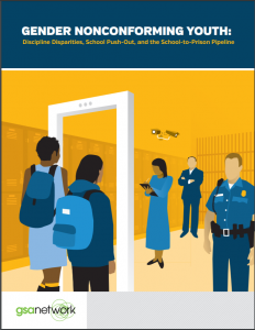 Gender Nonconforming Youth: Discipline Disparities, School Push-Out, and the School-to-Prison Pipeline Cover