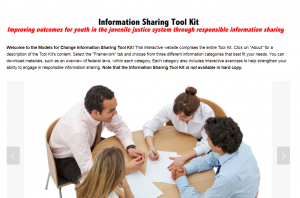 Information Sharing Tool Kit – Second Edition cover
