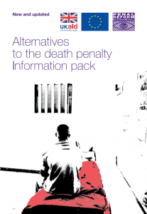 Alternatives to the Death Penalty Cover