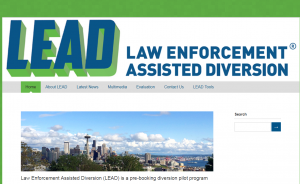 LEAD: Law Enforcement Assisted Diversion cover