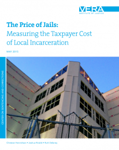 The Price of Jails Cover