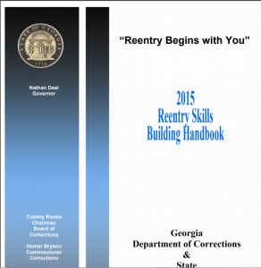 Reentry Skills Building Handbook, 2015 | National Institute