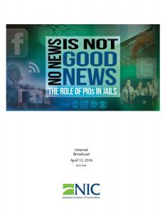No News Is NOT Good News cover