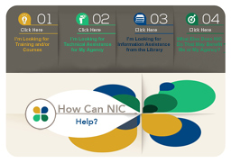 Return To How Can NIC Help Page