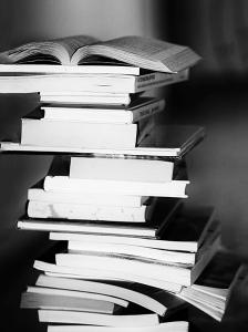 Academy Division Image of a stack of books