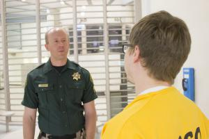 Jefferson County CO Sheriffs - Officer and Incarcerated Person conversation