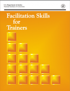 Group Facilitation Skills for Trainers Cover