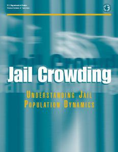 Jail Crowding:  Understanding Jail Population Dynamics Cover