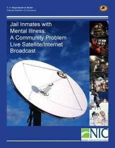 Jail Inmates with Mental Illness: A Community Problem Cover