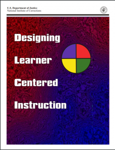 Designing Learner Centered Instruction Cover