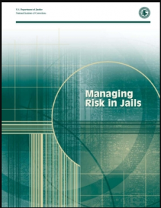 Managing Risk in Jails Cover