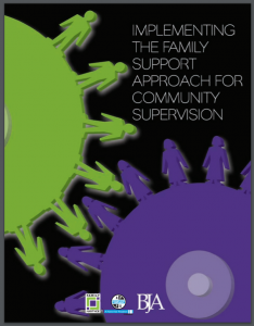 Implementing the Family Support Approach for Community Supervision Cover