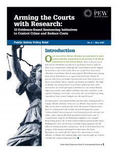 Arming the Courts with Research Cover