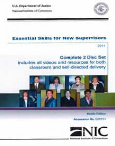 Essential Skills for New Supervisors Cover