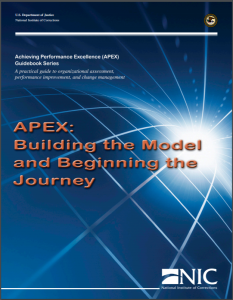 APEX: Building the Model and Beginning the Journey Cover