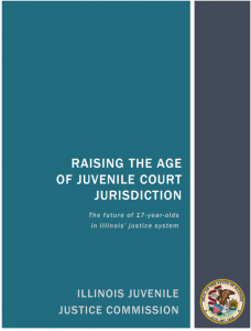 Raising the Age Cover