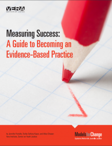 Measuring Success: A Guide to Becoming an Evidence-Based Practice cover