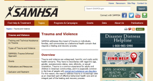 Trauma and Justice Cover