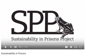 Sustainability in Prisons Cover