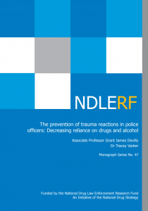 The Prevention of Trauma Cover