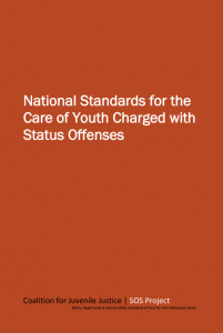National Standards Cover