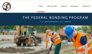 The Federal Bonding Program: A US Department of Labor Initiative Cover