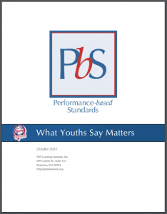 What Youths Say Matters Cover
