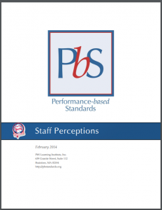 Staff Perceptions Cover