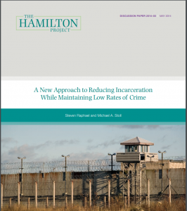 A New Approach to Reducing Incarceration While Maintaining Low Rates of Crime Cover