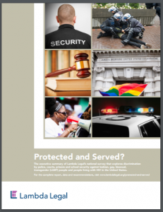 Protected and Served? Cover