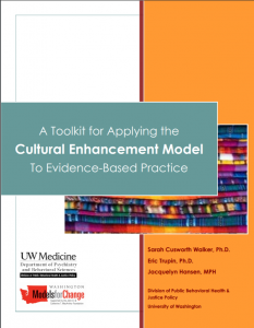 A Toolkit for Applying the Cultural Enhancement Model To Evidence-Based Practice Cover