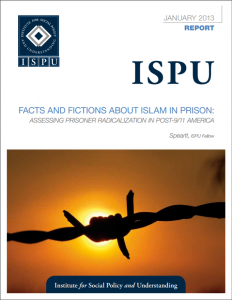 Facts and Fictions about Islam in Prison: Assessing Prisoner Radicalization in Post-9/11 America Cover