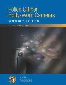 Police Officer Body-Worn Cameras: Assessing the Evidence Cover