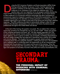 Secondary Trauma Cover