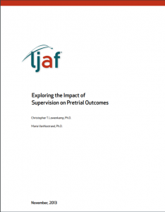Exploring the Impact of Supervision on Pretrial Outcomes cover