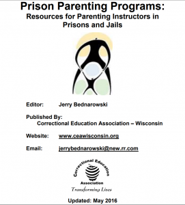 › Prison Parenting Programs: Resources for Parenting Instructors in Prisons and Jails cover