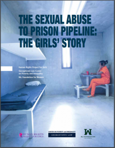 The Sexual Abuse to Prison Pipeline: The Girls' Story Cover