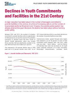 Declines in Youth Communities and Facilities in the 21st Century Cover