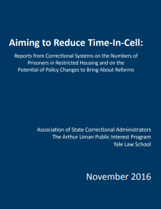 Cover image for Aiming to Reduce Time-In-Cell