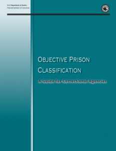 Objective Classification series cover